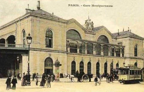 Tgv paris bordeaux vu du train par laurence lemaire - Bureau de change paris gare de l est ...